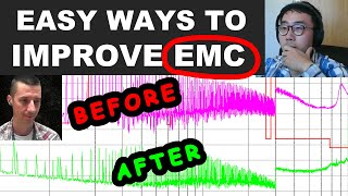 9 Simple Tricks To  Mprove EMC EM  On Your Boards - Practical Examples With Min Zhang