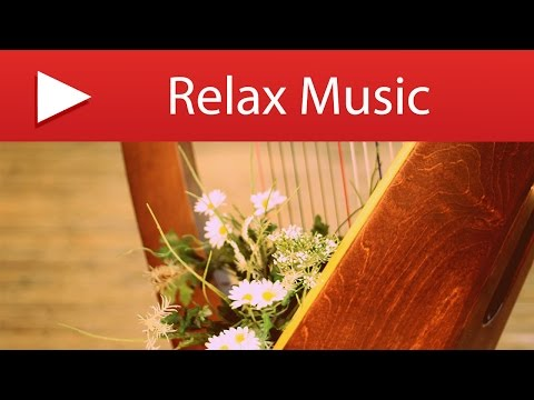 Celtic Harp Music & Irish Harp Songs for Relaxation and Spa