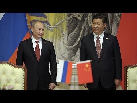 China and Russia sign 30-year gas deal