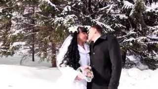 г. Барнаул. Свадьба. 15-02-2013 Клип