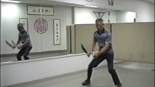 徐尚田 Chu Shong Tin 八斬刀 Eight Chopping Knives