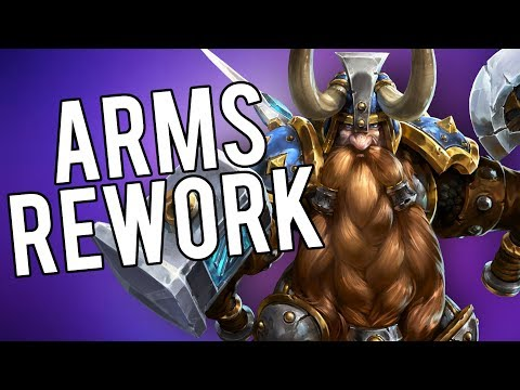 Checking Out Arms Rework For BFA - WoW Legion 7.3.5
