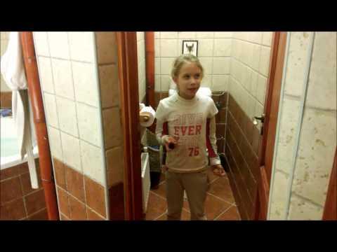 LPS Wolf lehúzása a wc-n