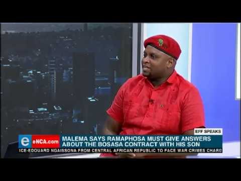 EFF only party that is not corrupt: Shivambu