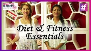 Essential Things For Diet & Fitness Thumbnail