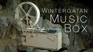 Paper Pulling Mechanism - Music Box Build