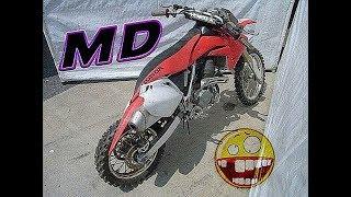 Yamaha TTR 250 Обзор и Тест Драйв / MD /