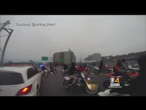 7 Bikers Charged In I-93 Dirt Bike Chaos