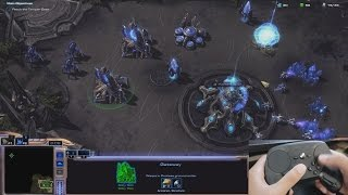 SC2: Legacy of the Void + Steam Controller | Playtest & Impressions