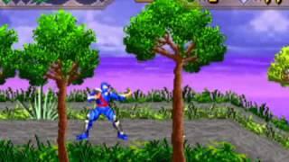 TPGR : Revenge of Shinobi (Gameboy Advance)