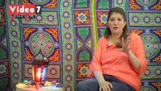 بالفيديو .. رولا خرسا تروى ذكرياتها مع شهر الصوم فى « أحلى يوم رمضان »