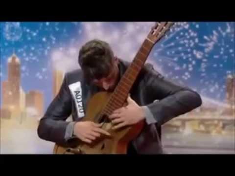 Tom Ward  AMAZING Guitarist! Solo