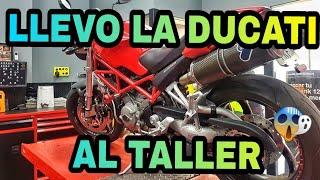 * CUANDO COMPRAS UNA MOTO DE SEGUNDA MANO!!! TAD MOTOR *