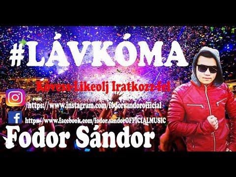 █▬█ █ ▀█▀!Fodor Sándor- #LÁVKÓMA (kis grófo cover)  OFFICIAL MUSIC AUDIO 2018
