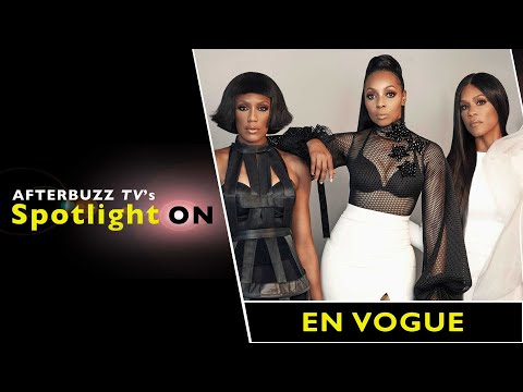 Interview with En Vogue | AfterBuzz TV's Spotlight On