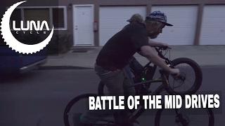 Luna Cycle Cyclone Mini Vs BBSHD ; Battle of the Titan Mid Drives