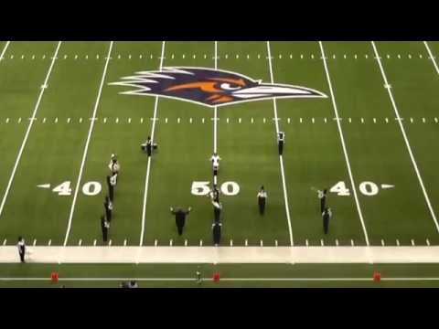 Water Valley High School Band 2015 - Texas UIL 1A State Marching Contest