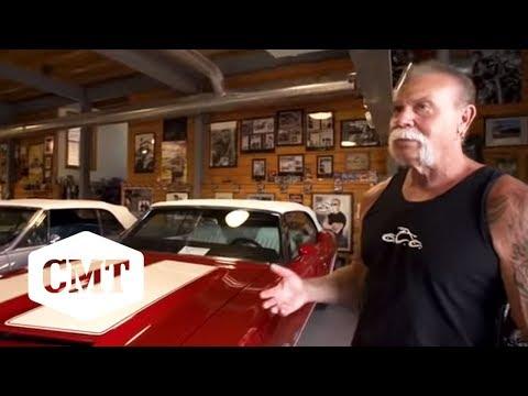 CMT's Orange County Choppers | Paul Sr.'s Muscle Cars & Furry Friends
