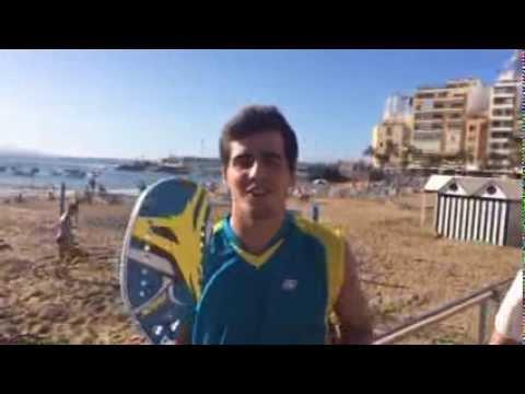 Antomi Ramos Viera per Beach Tennis Planet