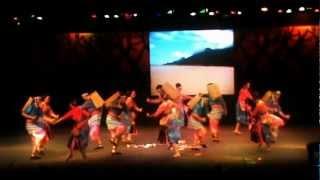 Tarian Doh Berladoh Lanang - JKKN SARAWAK (INSPITARI 2011)