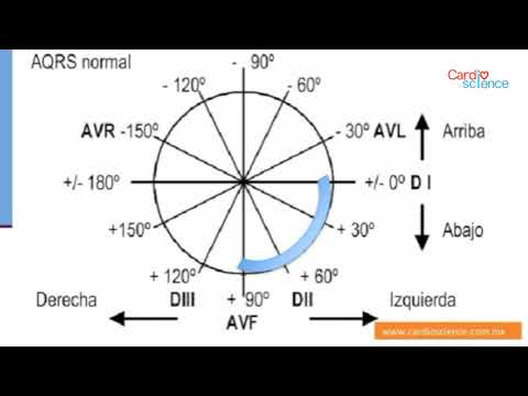 MODULO 8 CÁLCULO DEL EJE ELÉCTRICO CARDÍACO from YouTube · Duration:  1 hour 9 minutes 53 seconds