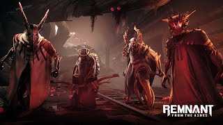 Remnant: From The Ashes  Release Date Trailer - August 20th 2019 Open World Co-op Game