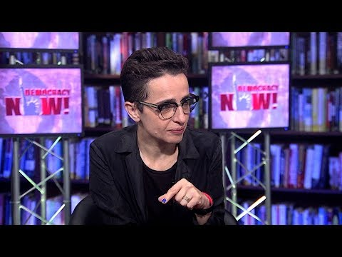 "Masha Gessen: Trump Doing ""Incredible Damage"" to Democracy While Media is Obsessed with Russia Probe"