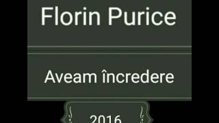 Florin Purice-Aveam incredere in tine-2016