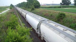 Csx Freight Train (west) — Sony Dsc-t900