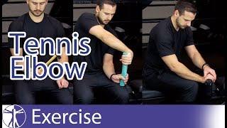 Overcoming Tennis Elbow Injury.
