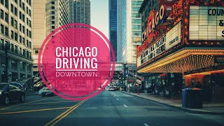 Driving Downtown [4/20/2019] - Chicago, Illinois, USA