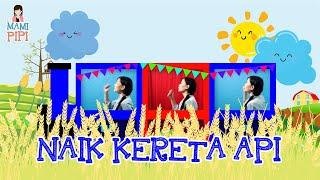Download lagu Naik Kereta Api - Mami Pipi - Lagu Anak Indonesia Populer 2019 - Save Lagu Anak