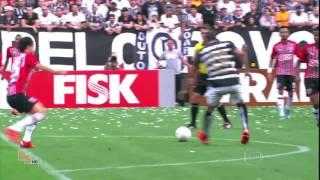 Gols Corinthians 6 x 1 São Paulo - Brasileirão 2015