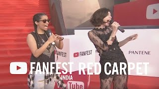YouTube FanFest India 2016  - Red Carpet Livestream