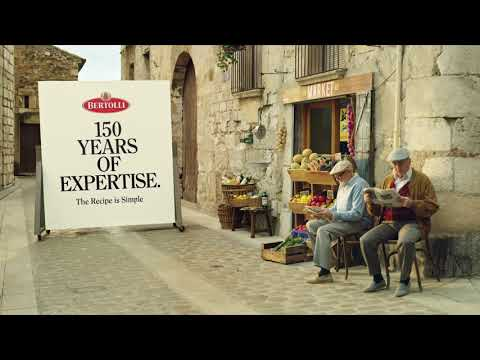 150 Years Of Expertise   Quality   Bertolli Olive Oil (TV :15)