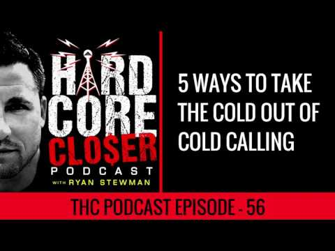 5 Ways To Take The Cold Out Of Cold Calling