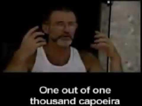 Capoeira é Tudo Que A Boca Come Mestre Pastinha