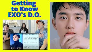EXO (엑소) | A GUIDE TO EXO'S D.O. | Reaction video by Reactions Unlimited