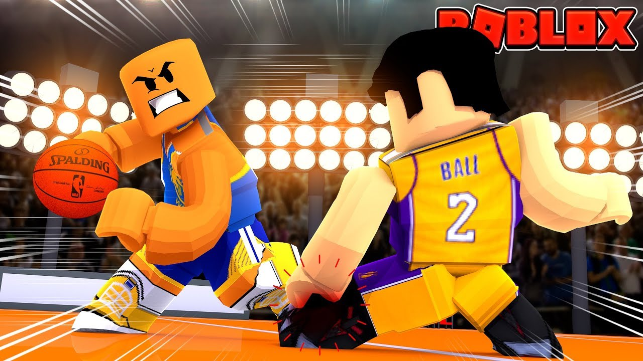 5 Types Of Dunks In Nba Phenom Roblox By Pagun