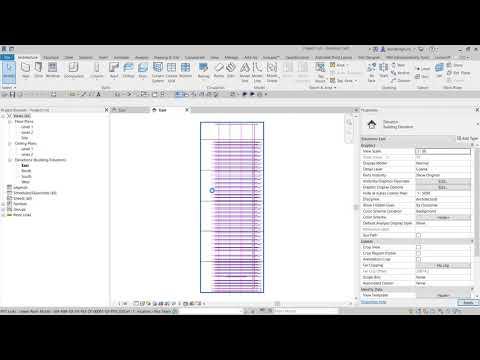 Autodesk Revit 2020   Project Level Container   Level Management