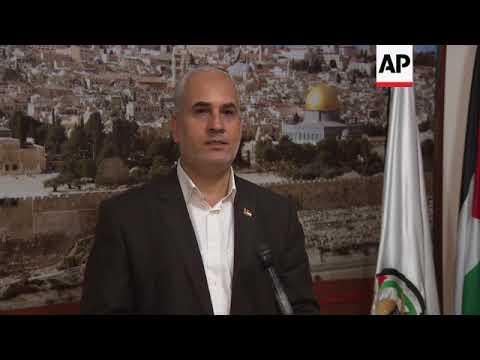 Hamas spokesman on militants' rocket attacks