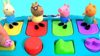 Brinquedo Pop-up Peppa Pig Baby Mickey Mouse Clubhouse