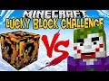 HALLOWEEN LUCKY BLOCK VS JOKER !   LUCKY BLOCK CHALLENGE  [FR]