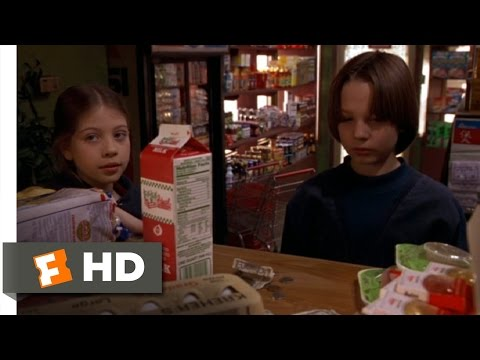 Harriet the Spy 410 Movie   Paying for Groceries 1996 HD