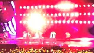 BIGBANG 2015 WOLR TOUR IN MEXICO BANG BANG BANG
