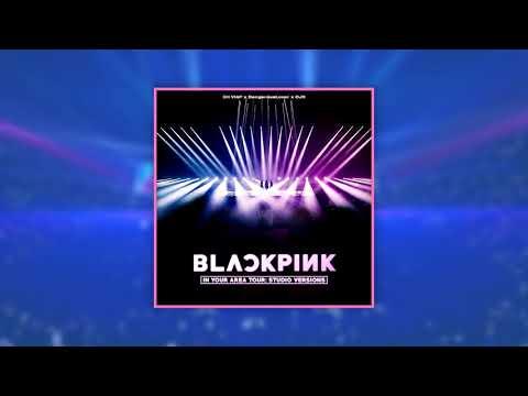 BLACKPINK - In Your Area Tour: Studio Versions (Download)