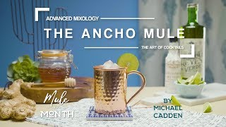Ancho Mule: April Mule of the Month
