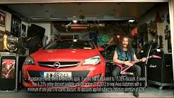 Aviva Car Insurance TV Ad    Metal Mossy