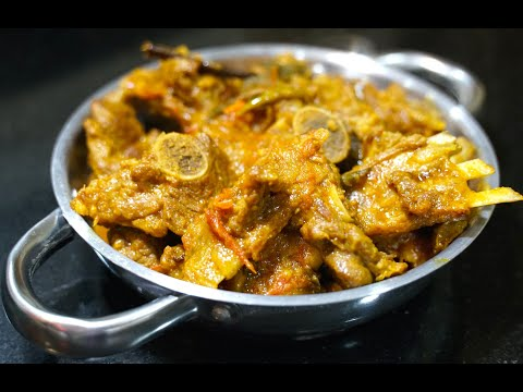 Mutton Masala - Indian Lamb Curry - How to Make Mutton Curry - Youtube