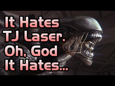 SOMEBODY WAKE UP TJ LASER! - Alien Isolation (#6)